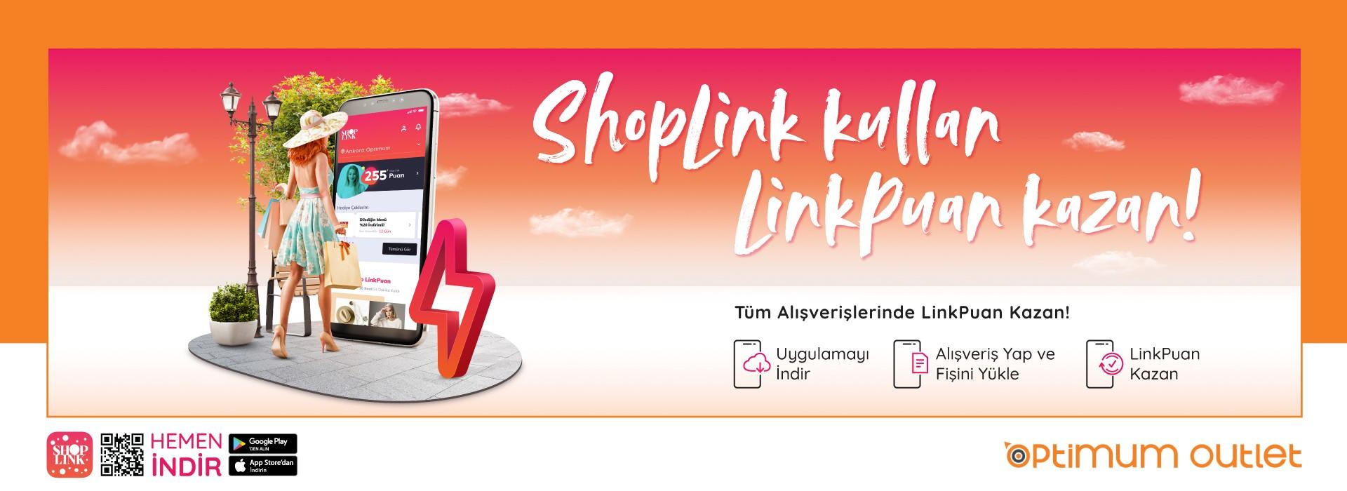 ShopLink Kullan LinkPuan Kazan