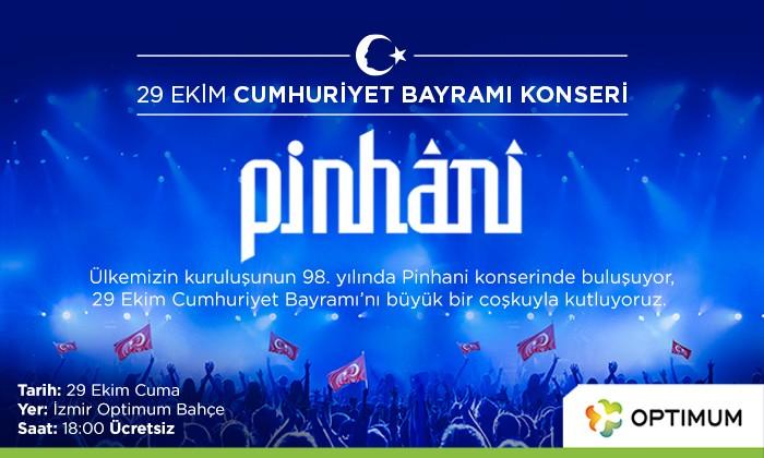 29 Ekim Cumhuriyet Bayramı Konseri
