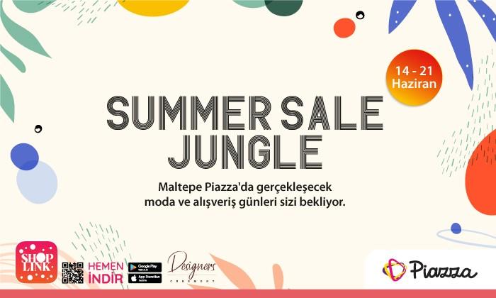 Summer Sale Jungle