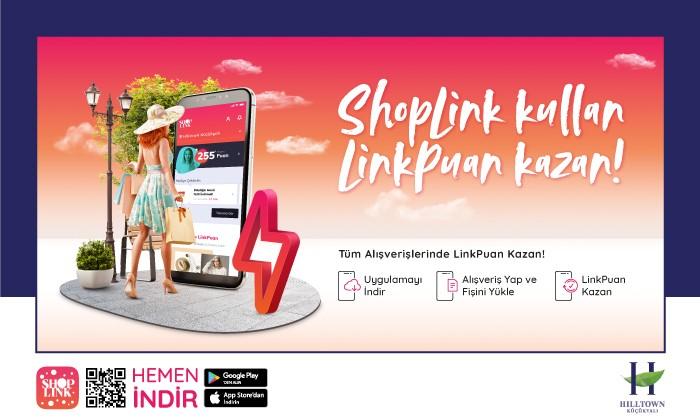 Shoplink Kullan Linkpuan Kazan!